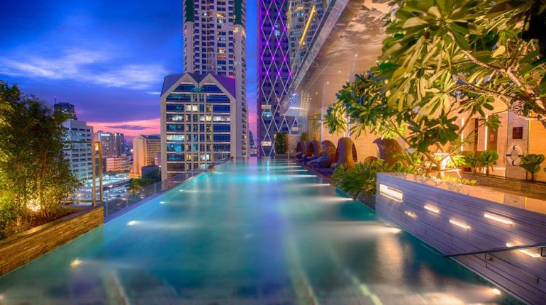 Eastin Grand Hotel Sathorn Bangkok - A Guide To Bangkok's Top 5 Hotels with Best Pool